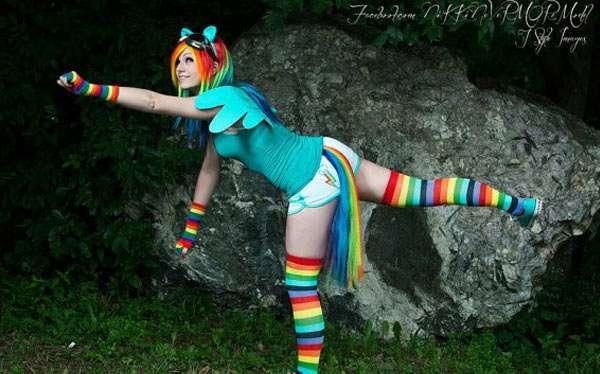 DIY My Little Pony Costume