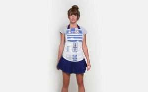 Etsy - DIY Star Wars R2D2 Halloween Costume Idea