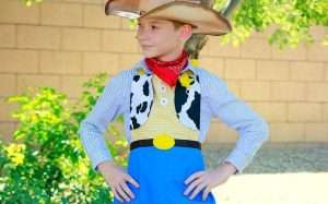 Etsy - DIY Toy Story Woody Halloween Costume Idea