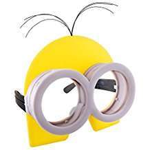 Amazon - DIY Minion Halloween Costume Idea - Mask
