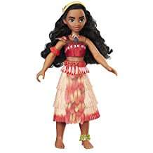 Amazon - DIY Moana Te Fiti Halloween Costume Idea - Moana Doll