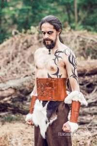 Etsy - DIY Game of Thrones Khal Drogo Halloween Costume Idea