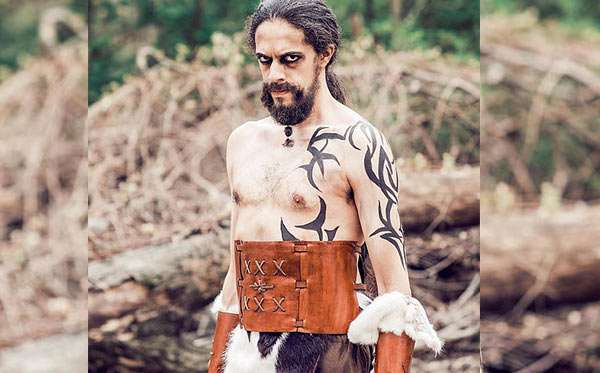 DIY Khal Drogo Halloween Costume