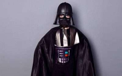 DIY Darth Vader Star Wars Costume