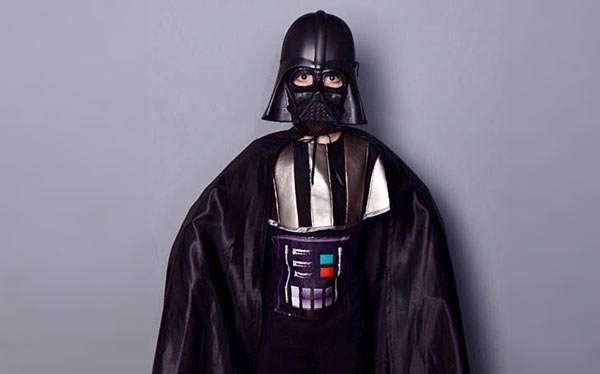 DIY Darth Vader Star Wars Costume