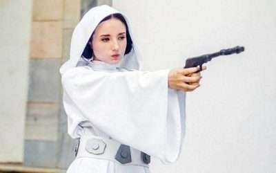 DIY Princess Leia Star Wars Costume