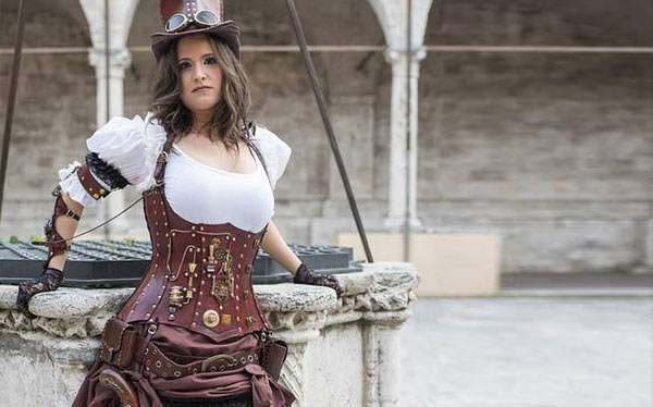 DIY Steampunk Costume