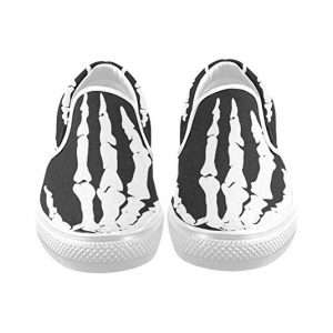 Amazon - DIY Halloween Costume Idea - Skeleton Shoes