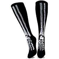 Amazon - DIY Halloween Costume Idea - Skeleton Socks