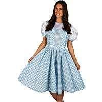 Amazon - DIY Halloween Costume Idea - Dorothy Dress