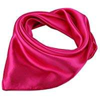Amazon - DIY Halloween Costume Idea - Fuchsia Scarfs