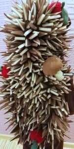 Etsy - DIY Hedgehog Costume