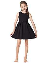 Amazon - DIY Halloween Costume Idea - Black Sleeveless Dress