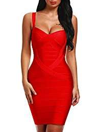 Amazon - DIY Halloween Costume Idea - Red Dress