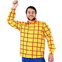 Amazon - DIY Halloween Costume Idea - Woody Shirts