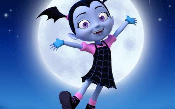 DIY Vampirina Costume