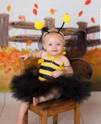 Etsy - DIY Bumble Bee Halloween Costume