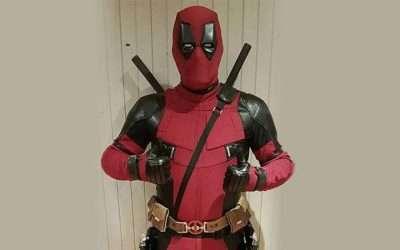 DIY Deadpool Costume