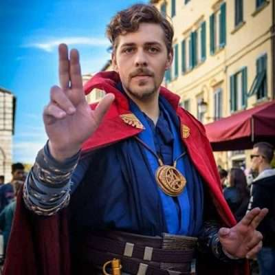 Etsy - DIY Dr. Strange Halloween Costume Ideas