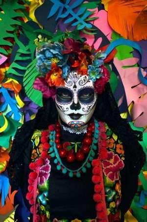Etsy - DIY Handmade Catrina Masks