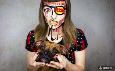 DIY Pop Art Costume