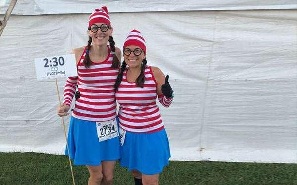 DIY Where is Waldo Costume