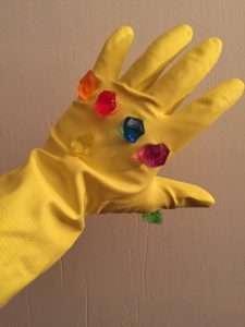 Etsy - DIY Halloween Costume Idea - Thanos Glove