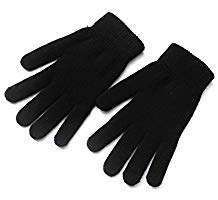 Amazon - DIY Halloween Costume Idea - Black Gloves