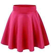Amazon - DIY Halloween Costume Idea - Fuchsia Skirts