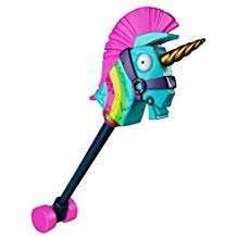 Amazon - DIY Halloween Costume Idea - Rainbow Smash Pickaxe