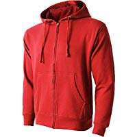 Amazon - DIY Halloween Costume Idea - Red Zipper Hoodie