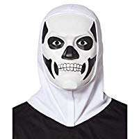 Amazon - DIY Halloween Costume Idea - Skull Trooper Mask