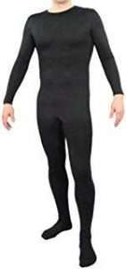 Amazon - DIY Halloween Costume Ideas - Black Unitard M