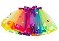 Amazon - DIY Halloween Costume Ideas - Rainbow Tutus