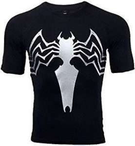 Amazon - DIY Halloween Costume Ideas - Venom Shirt