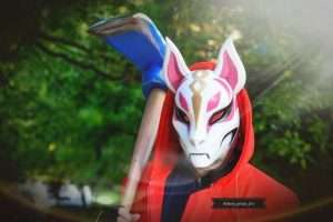 Etsy - Fortnite Drift Kostüm selber machen