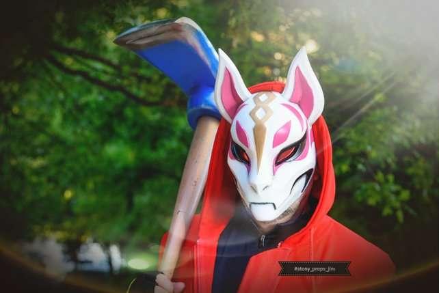Diy Fortnite Drift Costume Maskerix Com