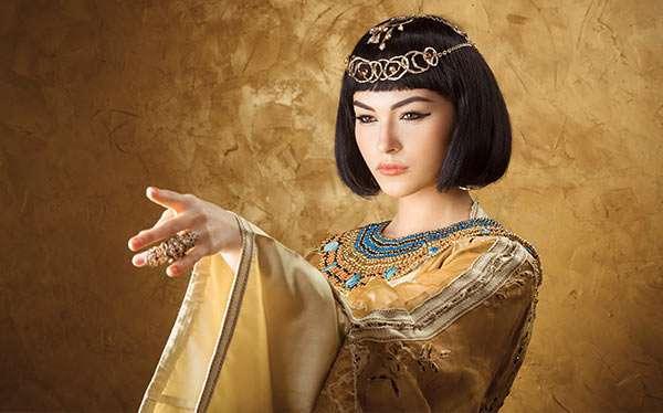 DIY Cleopatra Costume