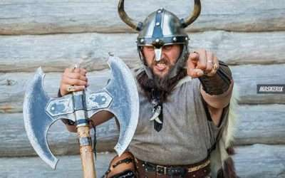 DIY Viking Costume