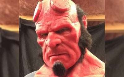 DIY Hellboy Costume