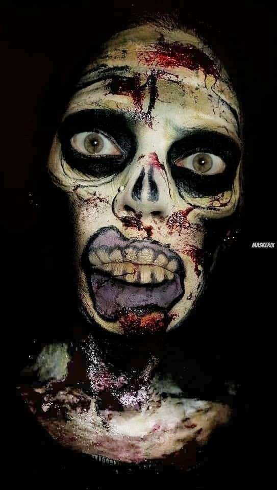 maskerix - Halloween Photo Contest 2018 - Zombie3
