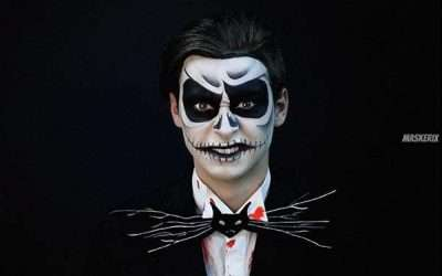 DIY Nightmare Before Christmas Jack Skellington Costume