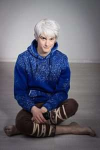 Etsy - DIY Jack Frost Halloween Costume Idea