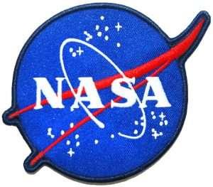 Amazon - DIY Halloween Costume - Astronaut NASA Patch