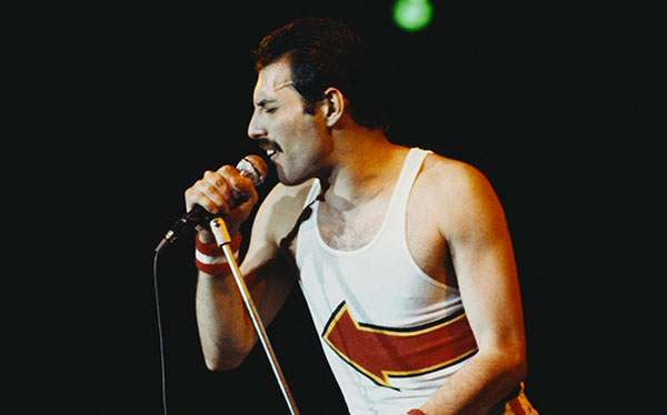 DIY Freddy Mercury Costume