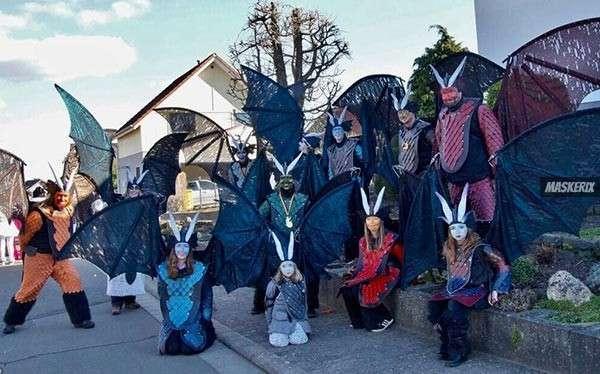 Diy Dragon Costume Maskerix Com