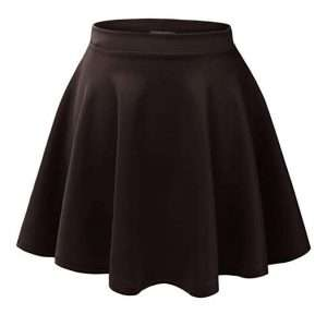 Amazon - DIY Halloween Costume Idea - Brown Skirt