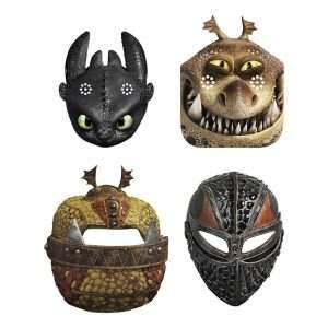 Amazon - DIY How to train your dragon Masks