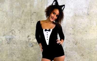 DIY Cat Costume Ideas