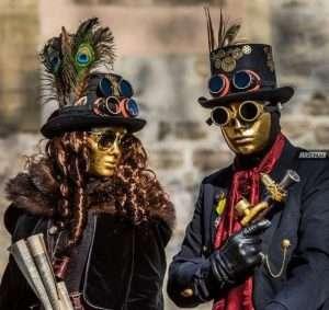 maskerix – Carneval Photo Contest 2019 – DIY Steampunk Costume Idea